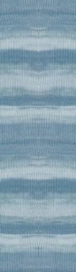Пряжа для вязания Alize Angora Gold Batik (Ализе Ангора Голд Батик) Цвет 6964