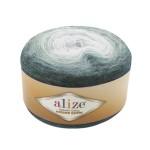 Пряжа для вязания Alize Angora Gold Ombre Batik (Ализе Ангора Голд Омбре Батик) Цвет 7230