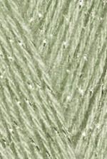 Пряжа для вязания Alize Angora Gold Simli (Ализе Ангора Голд Симли) Цвет 267 оливковый