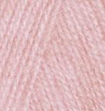 Alize Angora Real 40 Цвет 363 светло розовый