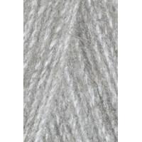 Пряжа для вязания Alize Angora Real 40 (Ализе Ангора Реал 40) Цвет 614 серый меланж