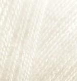 Alize Angora Real 40 Цвет 67 молочно бежевый