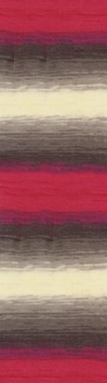 Alize Angora Real 40 Batik Цвет 4574