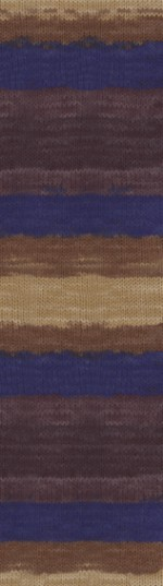 Пряжа для вязания Alize Angora Real 40 Batik (Ализе Ангора Реал 40 Батик) Цвет 6534