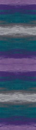 Пряжа для вязания Alize Angora Real 40 Batik (Ализе Ангора Реал 40 Батик) Цвет 6987