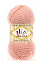 Пряжа для вязания Alize Baby Best (Ализе Беби Бест) Цвет 145 персиковый