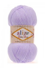 Alize Baby Best Цвет 166 лиловый