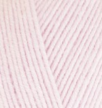 Alize Baby Best Цвет 184 розовая пудра