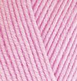Пряжа для вязания Alize Baby Best (Ализе Беби Бест) Цвет 191 розовый