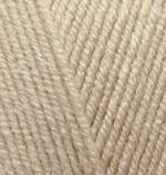 Пряжа для вязания Alize Baby Best (Ализе Беби Бест) Цвет 256 бежевый
