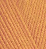 Пряжа для вязания Alize Baby Best (Ализе Беби Бест) Цвет 336 оранжевый