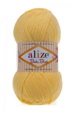 Alize Baby Best Цвет 488 желтый
