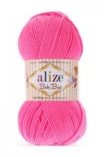 Alize Baby Best Цвет 561 темно розовый