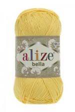 Пряжа для вязания Alize Bella (Ализе Белла) Цвет 110 лимонный
