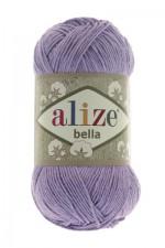 Пряжа для вязания Alize Bella (Ализе Белла) Цвет 158 сиреневый
