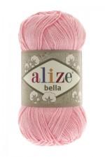 Пряжа для вязания Alize Bella (Ализе Белла) Цвет 32 светло розовый