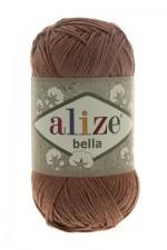 Пряжа для вязания Alize Bella (Ализе Белла) Цвет 466 верблюжий