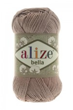 Пряжа для вязания Alize Bella (Ализе Белла) Цвет 629 норка