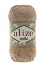 Пряжа для вязания Alize Bella (Ализе Белла) Цвет 76 бежевый