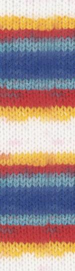 Alize Bella Batik Цвет 4538