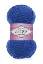 Пряжа для вязания Alize Cotton Gold (Ализе Коттон Голд) Цвет 141 василек