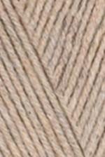 Пряжа для вязания Alize Cotton Gold (Ализе Коттон Голд) Цвет 152 бежевый меланж