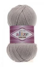 Пряжа для вязания Alize Cotton Gold (Ализе Коттон Голд) Цвет 200 светло серый
