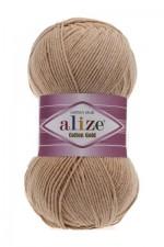 Пряжа для вязания Alize Cotton Gold (Ализе Коттон Голд) Цвет 262 бежевый