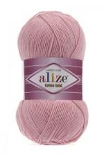 Пряжа для вязания Alize Cotton Gold (Ализе Коттон Голд) Цвет 371 светло розовый