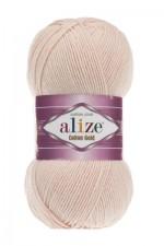 Пряжа для вязания Alize Cotton Gold (Ализе Коттон Голд) Цвет 382 телесный