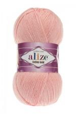 Пряжа для вязания Alize Cotton Gold (Ализе Коттон Голд) Цвет 393 светло розовый