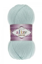 Пряжа для вязания Alize Cotton Gold (Ализе Коттон Голд) Цвет 522 мята