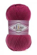 Пряжа для вязания Alize Cotton Gold (Ализе Коттон Голд) Цвет 649 рубин