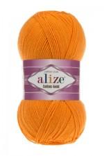 Пряжа для вязания Alize Cotton Gold (Ализе Коттон Голд) Цвет 83 тыква