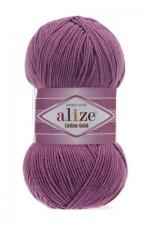 Пряжа для вязания Alize Cotton Gold (Ализе Коттон Голд) Цвет 99 багряник