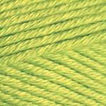 Alize Cotton Gold Plus Цвет 612 зеленый неон