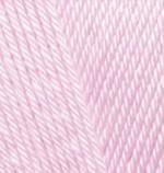 Alize Diva Stretch Цвет 185 светло розовый