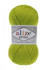 Пряжа для вязания Alize Extra (Ализе Экстра) Цвет 117 фисташка