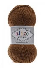 Пряжа для вязания Alize Extra (Ализе Экстра) Цвет 137 табачный