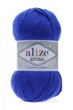 Пряжа для вязания Alize Extra (Ализе Экстра) Цвет 141 василек