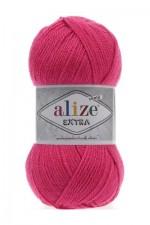 Пряжа для вязания Alize Extra (Ализе Экстра) Цвет 149 светлая фуксия