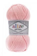 Пряжа для вязания Alize Extra (Ализе Экстра) Цвет 161 пудра