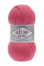 Пряжа для вязания Alize Extra (Ализе Экстра) Цвет 170 темно розовый
