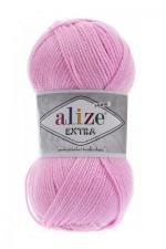 Пряжа для вязания Alize Extra (Ализе Экстра) Цвет 191 розовый леденец