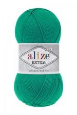 Пряжа для вязания Alize Extra (Ализе Экстра) Цвет 20 изумруд