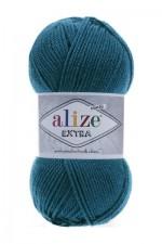 Пряжа для вязания Alize Extra (Ализе Экстра) Цвет 212 петрольный