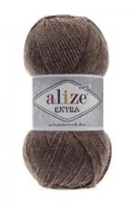 Пряжа для вязания Alize Extra (Ализе Экстра) Цвет 240 коричневый
