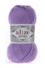 Пряжа для вязания Alize Extra (Ализе Экстра) Цвет 247 лиловый