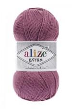 Пряжа для вязания Alize Extra (Ализе Экстра) Цвет 28 сухая роза