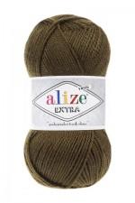 Пряжа для вязания Alize Extra (Ализе Экстра) Цвет 29 хаки
